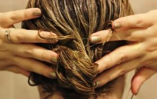 hair healthy