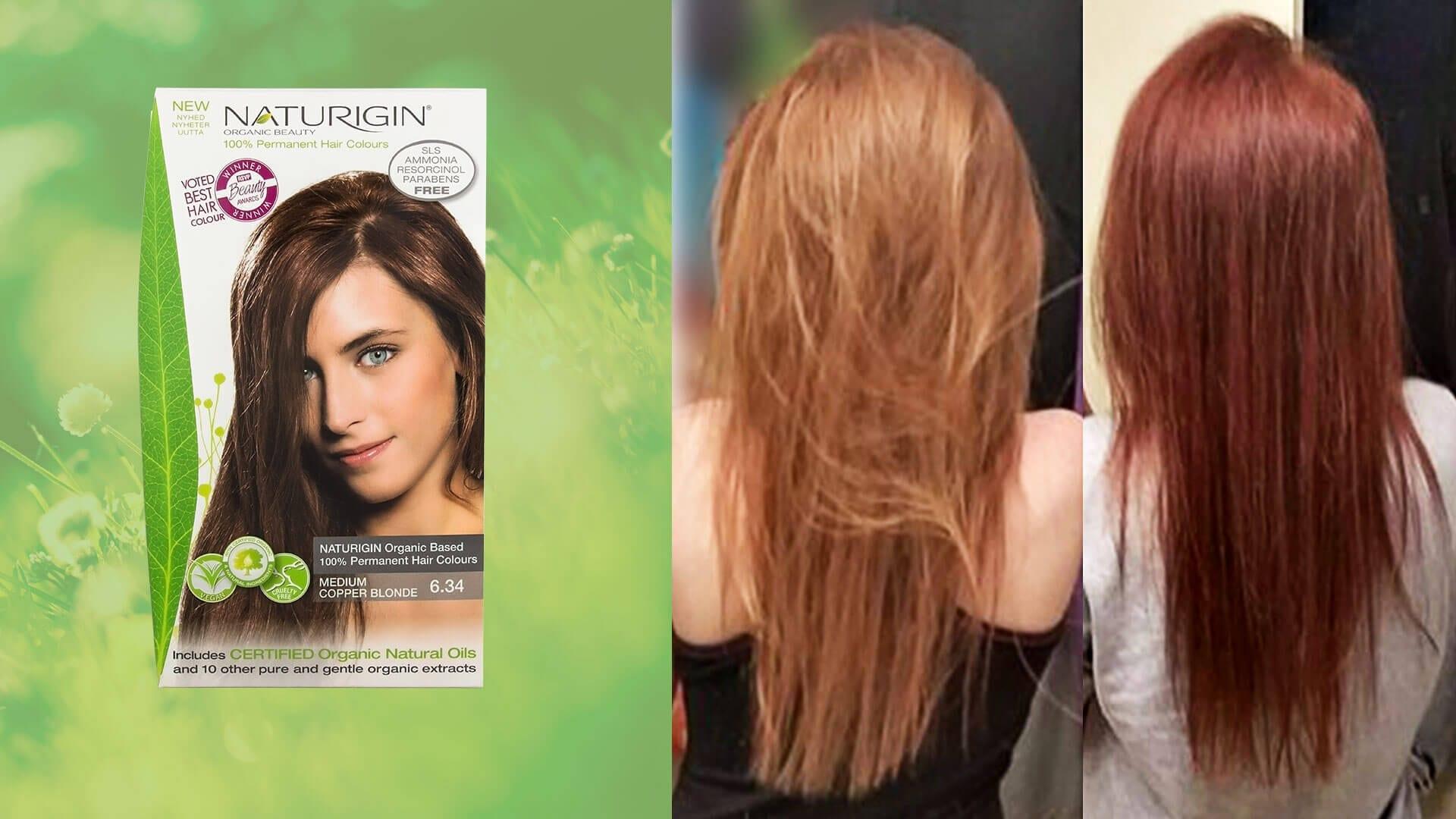 Kelsey Ellis Medium Copper Blonde Review Naturigin
