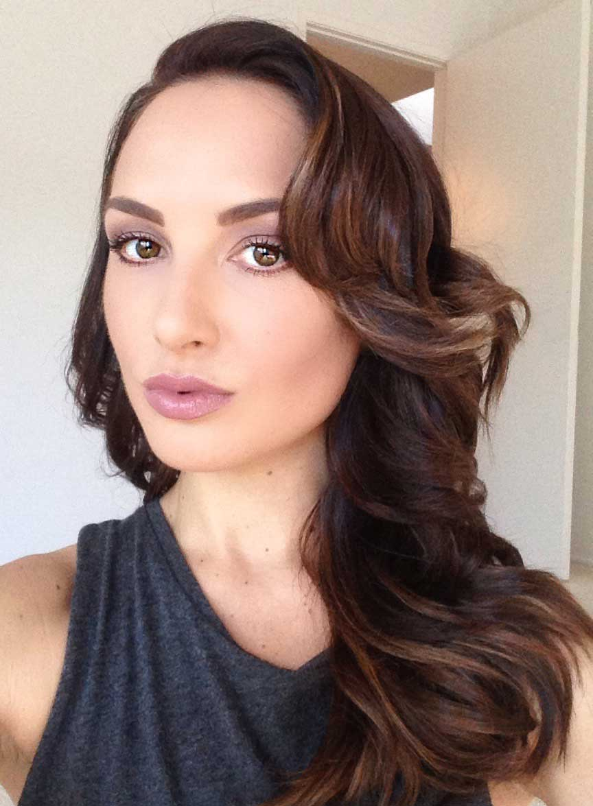 Natural Hair Colour Review Amanda United States