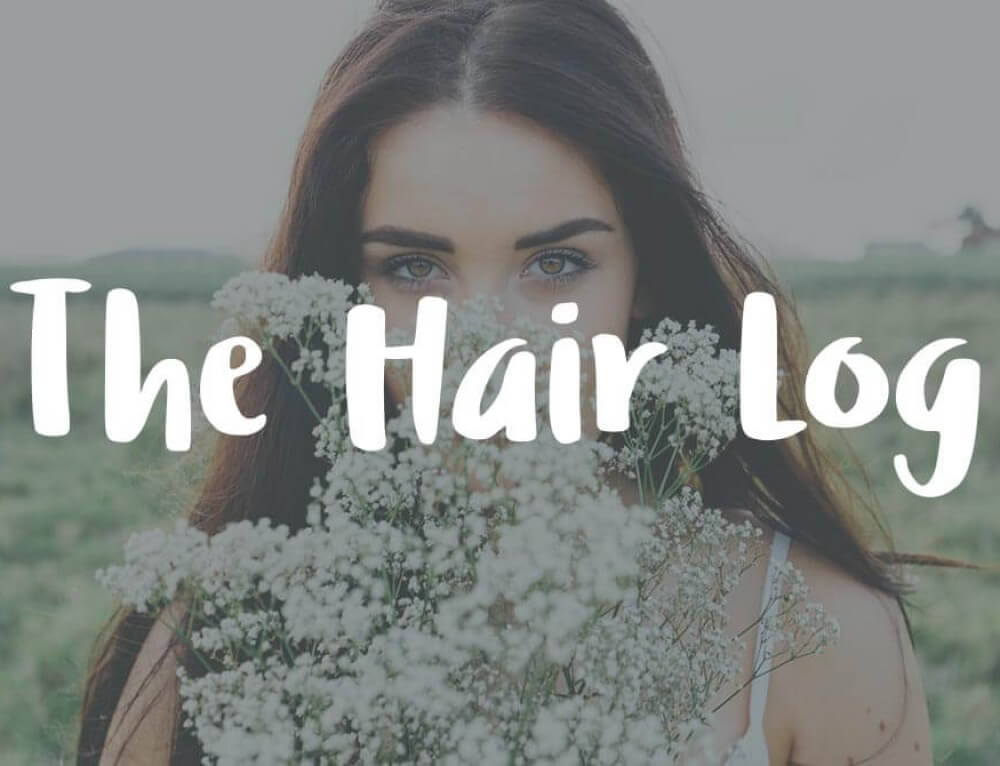 Relaunch! Welcome to our blog 'The Hair Log'!
