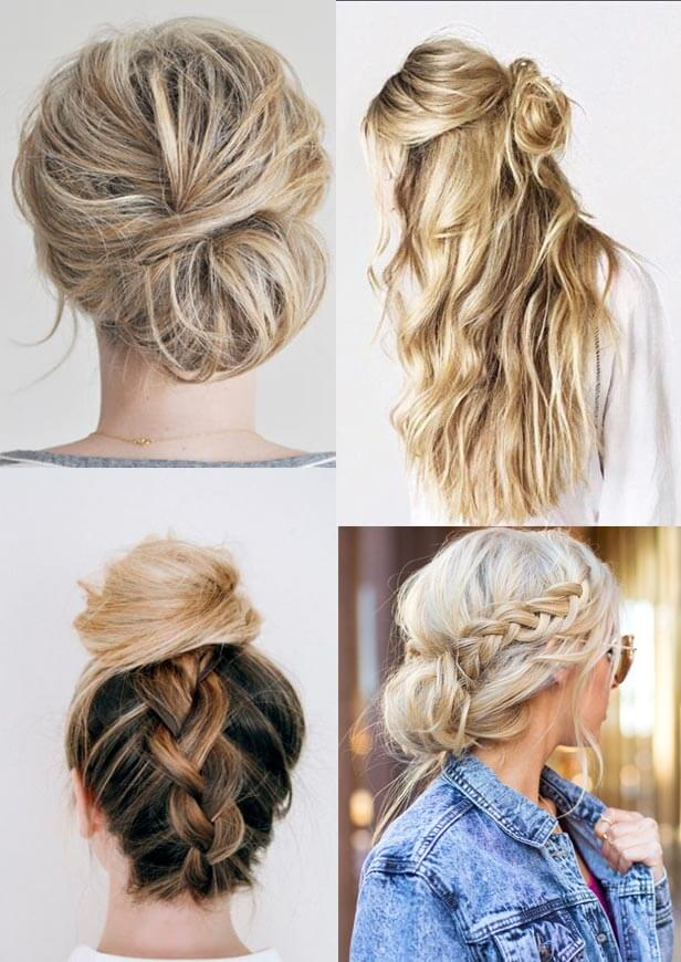 ways to style hair hairstyle inspiration for 2016 7963