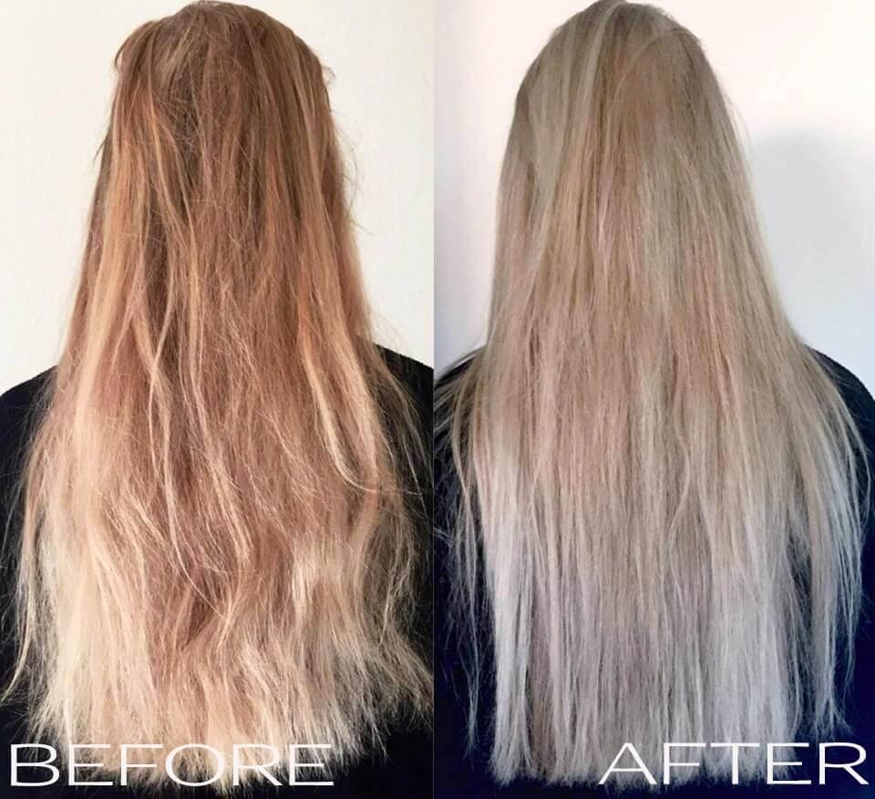 Natural Light Ash Blonde