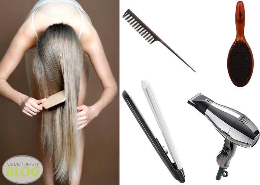 How clean hair tools can help you get healthier hair