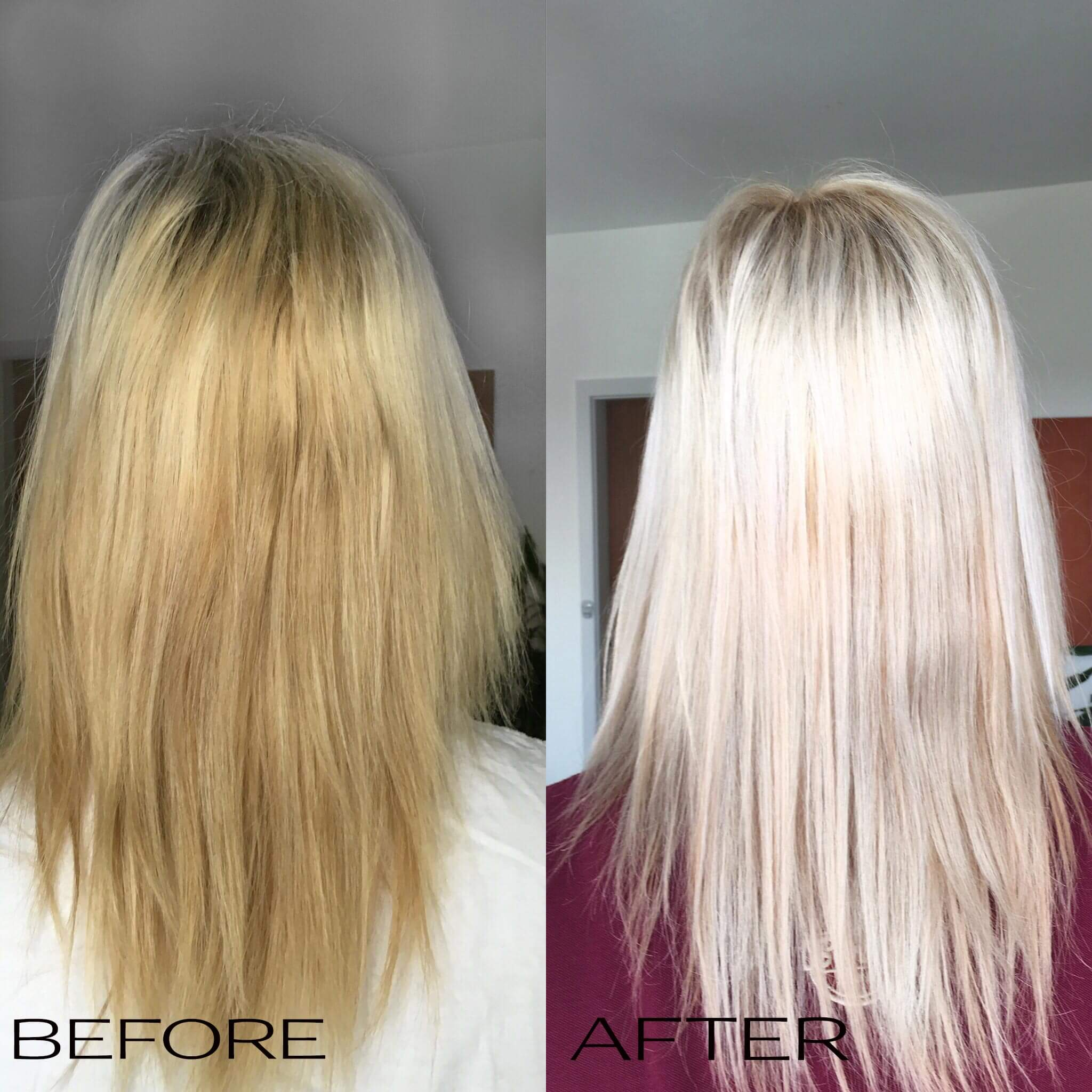 Natural Dye At Home Hair Colour User Review