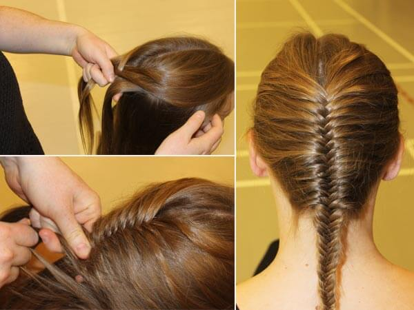 How to guide for braid