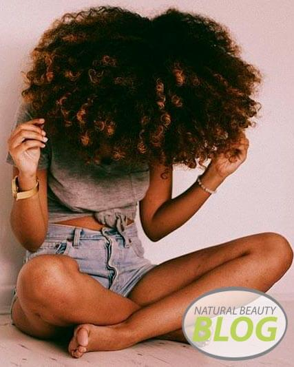 The simple way to healthy and natural hair - hair care tips