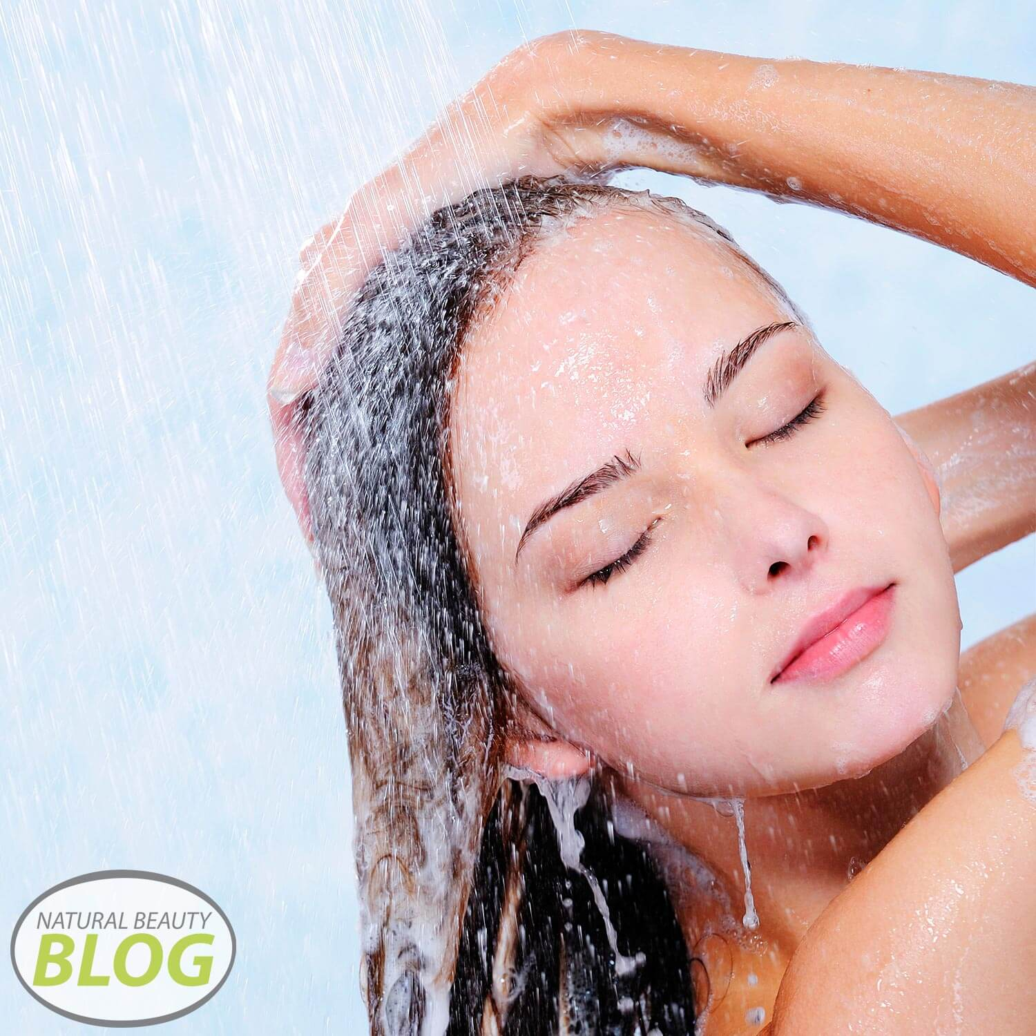 Simple hair care tips for healthy hair - hair washing