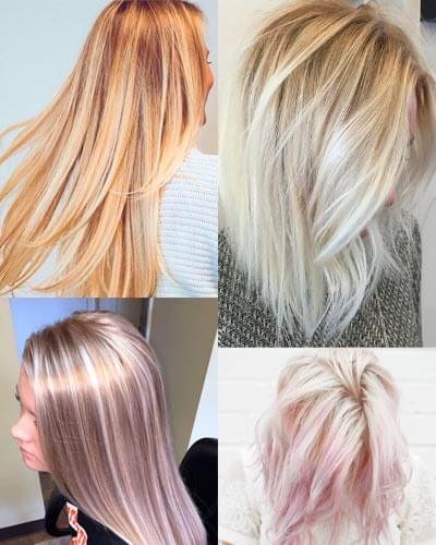 Choosing your hair colour summer 2016