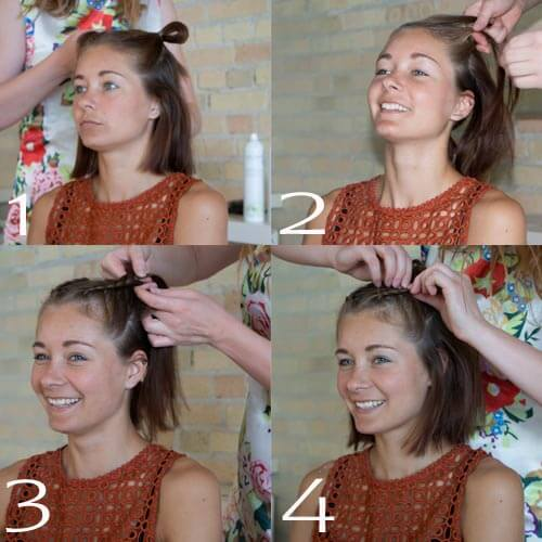 Style your hair guide