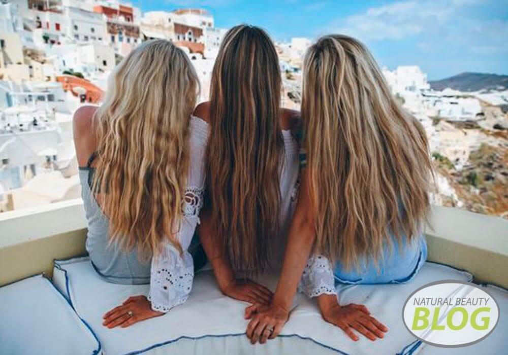 Hair care summer