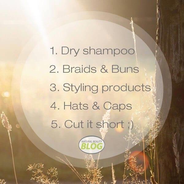 Your best festival hair tips