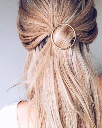 Hairstyles for rainy days