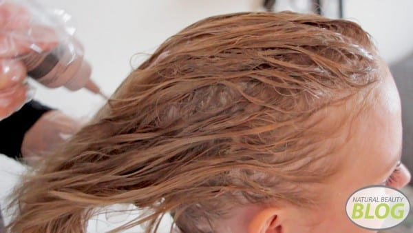 Chemicals in hair colours