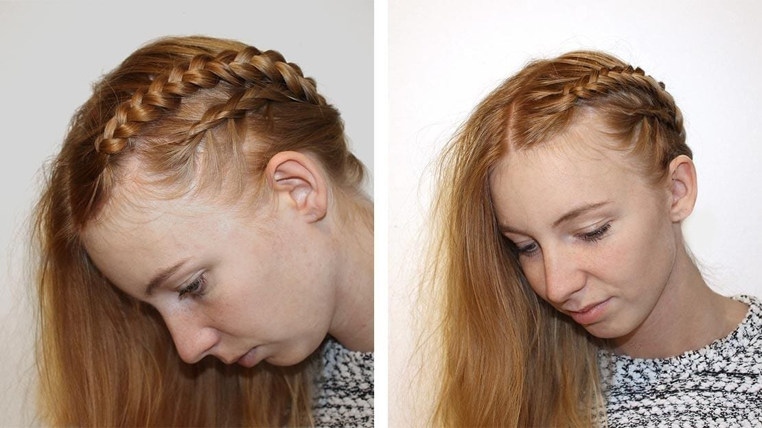 Christmas Hairstyles For Long Hair.Guide For Christmas Hairstyles That Are Easy To Make