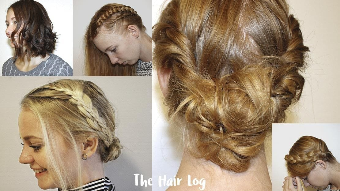 Guide For Christmas Hairstyles That Are Easy To Make