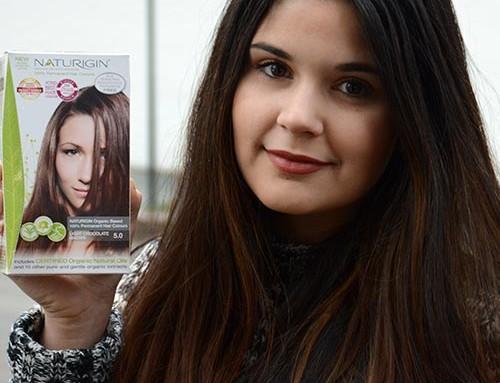 Natural Hair Dye Review: Sara, Light Chocolate Brown