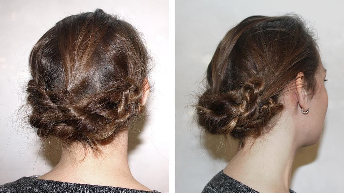 Oscar hairstyles five hairstyles that you can easyli make yourself oscar hairstyles solutioingenieria Image collections