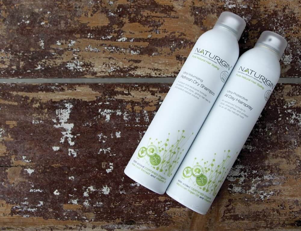 New NATURIGIN Hair Styling Products Available Online