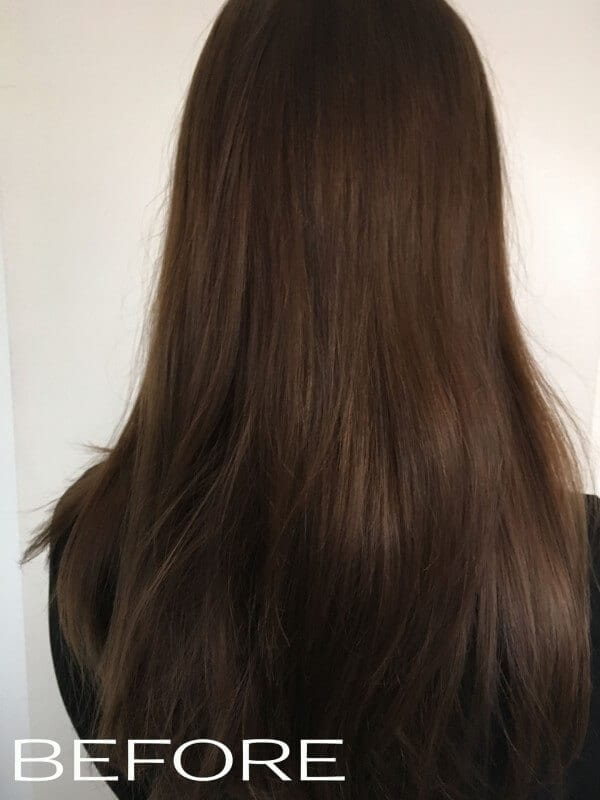 Hair Dye Review Turning Dark Brown Into Dark Blonde