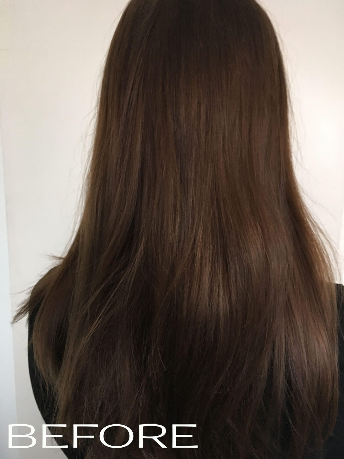Hair dye review: turning dark brown into dark blonde