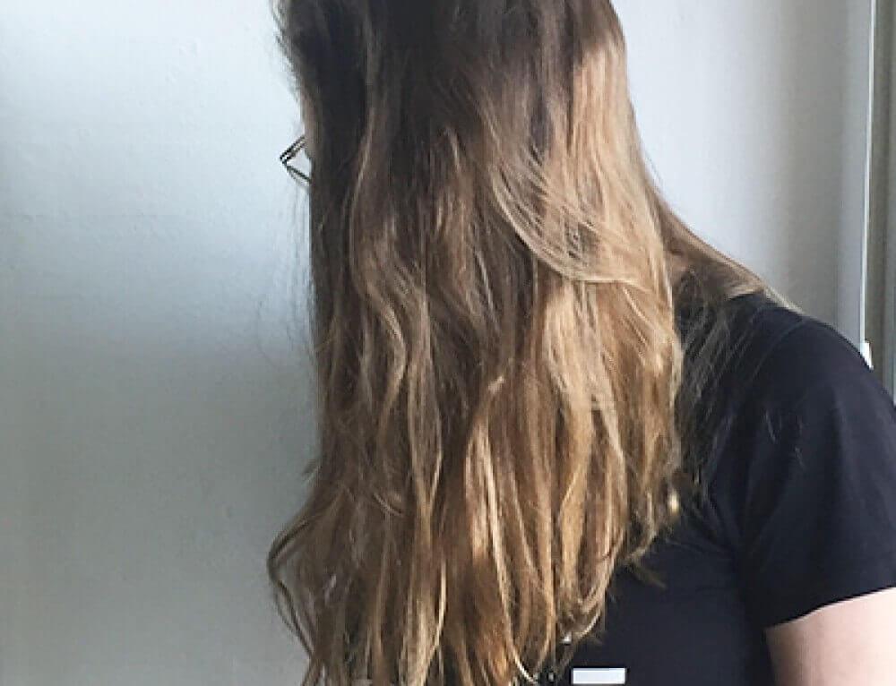 NATURIGIN Review: Signe, Copper Brown Hair Dye