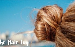 The Hair Log Cover protective styling