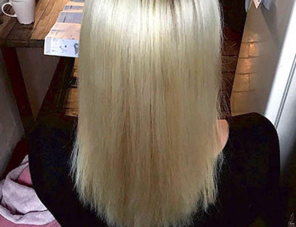 NATURIGIN review: Elin Anna, Extreme Ash Blonde