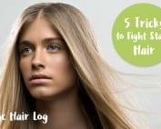 5 Tricks to Combat Static Hair