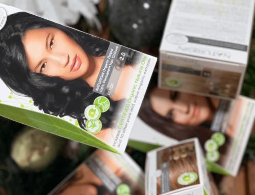 Why choose NATURIGIN Natural based Hair colour?